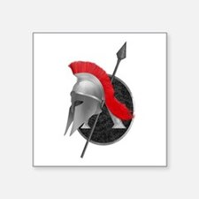 Spartan Sticker