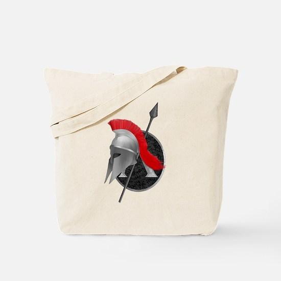 Spartan Tote Bag