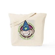 Wizard Monkey Tote Bag