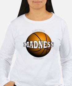 hoops-madness Long Sleeve T-Shirt