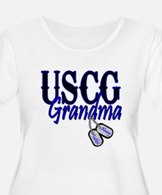 grandma Plus Size T-Shirt