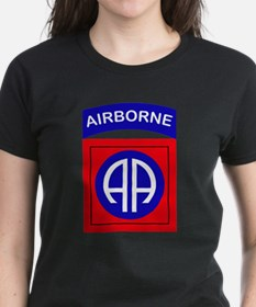 82nd Airborne Division Logo Tee