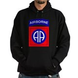 82nd airborne Dark Hoodies