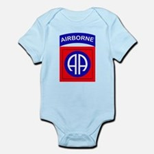82nd Airborne Division Logo Infant Bodysuit