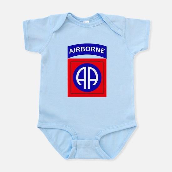 82nd Airborne Division Logo Infant Bodysuit