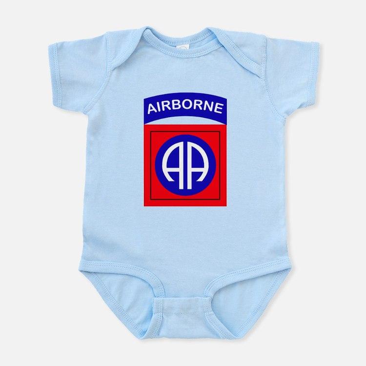 82nd Airborne Division Logo Onesie