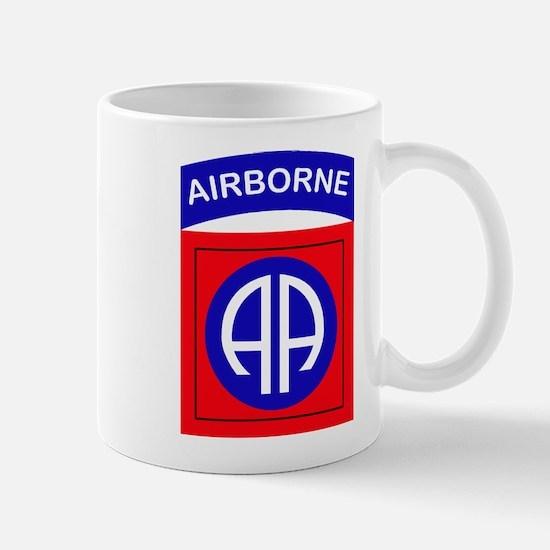 82nd Airborne Division Logo Mug