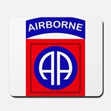 82nd Airborne Division Logo Mousepad