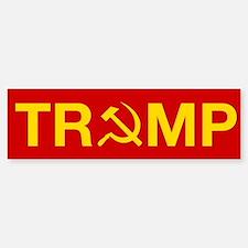 Trumpsickle Bumper Bumper Bumper Sticker