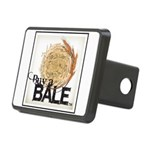 Buy A Bale (Border) Rectangular Hitch Cover