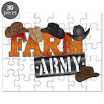 Farm Army Puzzle
