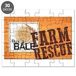 Farm Rescue Puzzle