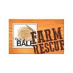 Farm Rescue 35x21 Wall Decal
