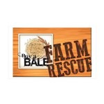 Farm Rescue 35x21 Wall Decal