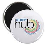 Charity Hub Magnet