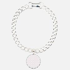 Pink, Baby: Quatrefoil C Bracelet