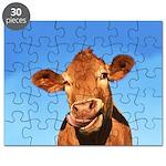 Selfie Cow Puzzle