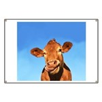 Selfie Cow Banner