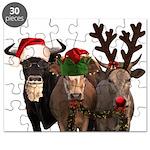 Santa & Friends Puzzle