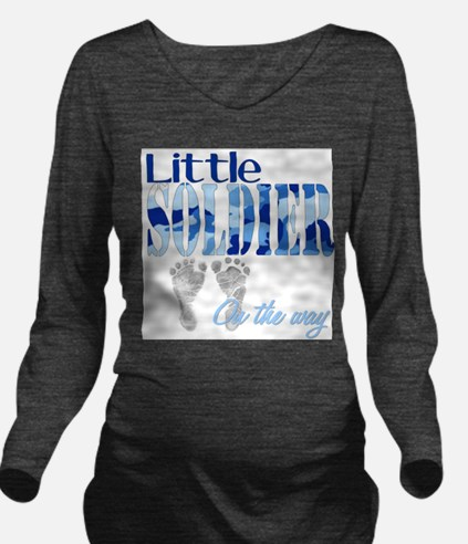 little soldier on way T-Shirt