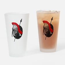 Spartan Drinking Glass