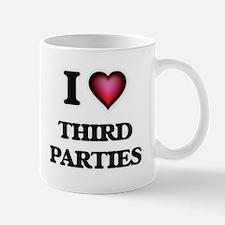 I love Third Parties Mugs