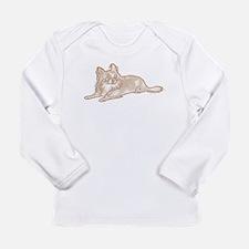 Chihuahua (sketch) Long Sleeve T-Shirt