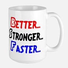 better stronger Mugs