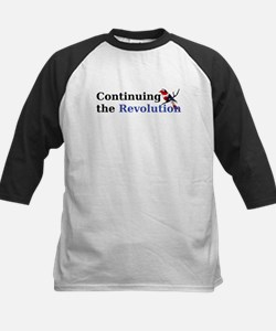 Continuing the Revolution Baseball Jersey