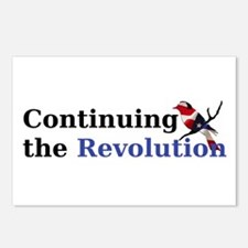 Continuing the Revolution Postcards (Package of 8)