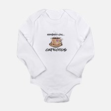 Raised on Cafecito Body Suit