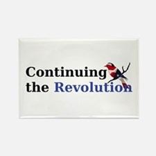 Continuing the Revolution Magnets