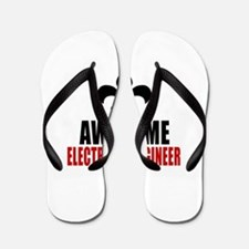 Awesome Electrical engineer Flip Flops