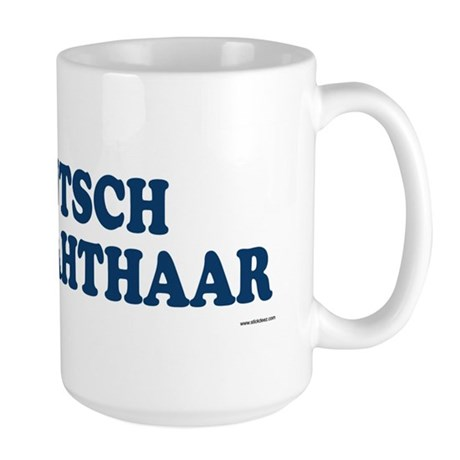 DEUTSCH DRAHTHAAR Large Mug