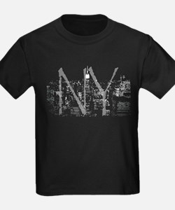 New York Souvenir Cool Retro NYC Gifts Shi T-Shirt