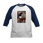Ringtail Pheasant Kids Baseball Jersey