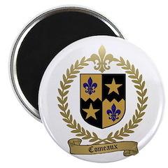 COMEAUX Family Crest Magnet