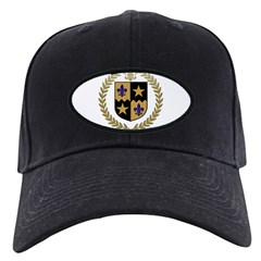 COMEAUX Family Crest Baseball Hat