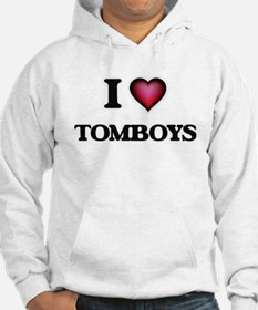 I love Tomboys Sweatshirt