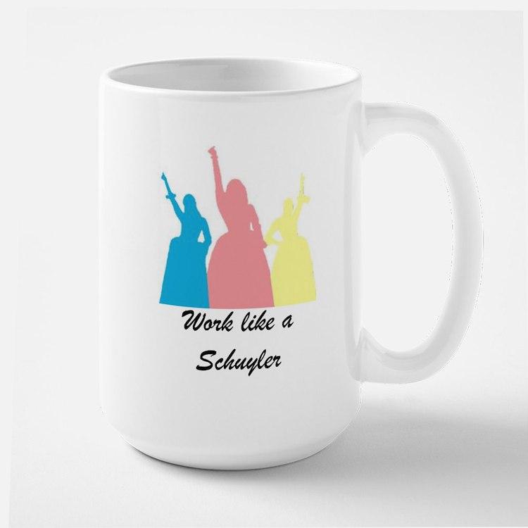 Work like a Schuyler Mugs
