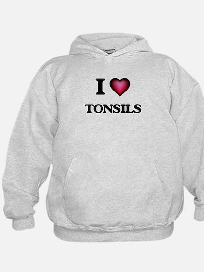 I love Tonsils Sweatshirt