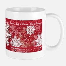Let It Snow Design Mugs