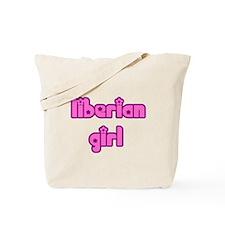 Liberian Girl Cute Tote Bag