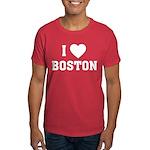I Love Boston Dark T-Shirt
