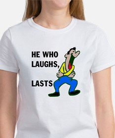 LAUGHTER Tee