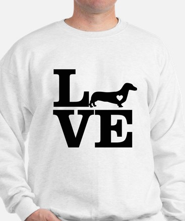 i love Dachshund Jumper