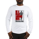 Be a man among men Long Sleeve T-shirts
