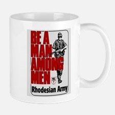 Be A Man Among Men Mugs