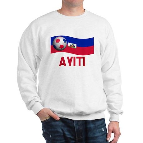 TEAM AYITI IN CREOLE Sweatshirt
