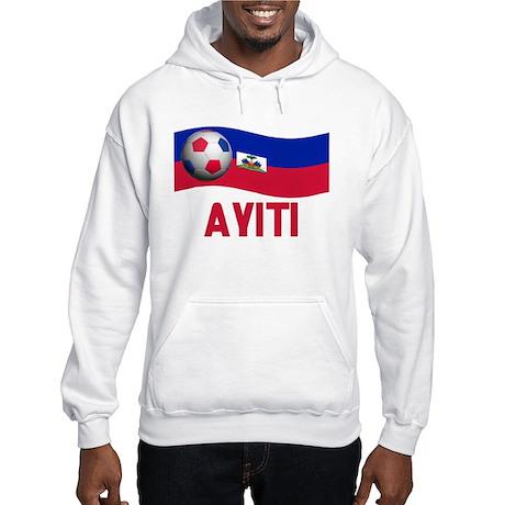 TEAM AYITI IN CREOLE Hooded Sweatshirt